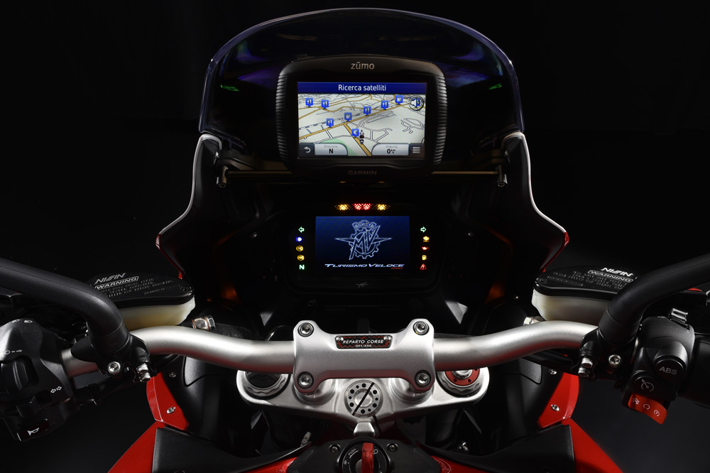 Navegador MV Agusta Turismo Veloce