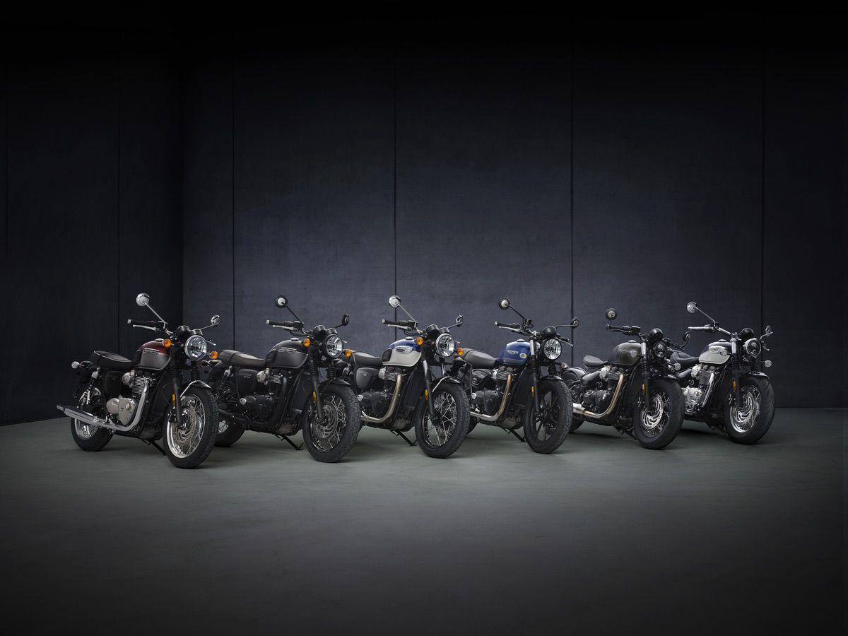 Triumph Boneville 2021: renovando lo clásico