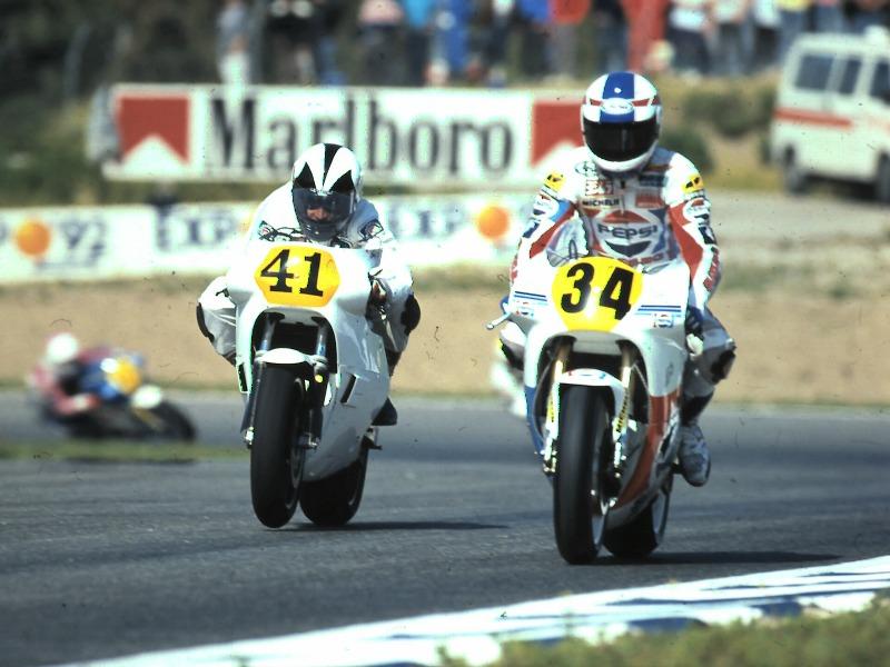 MotoGP y SBK