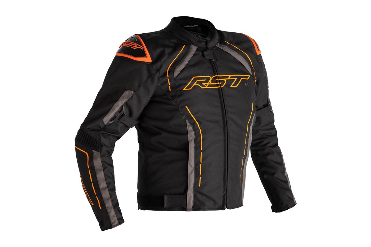 RST saca una nueva chaqueta de estilo racing para el otoño