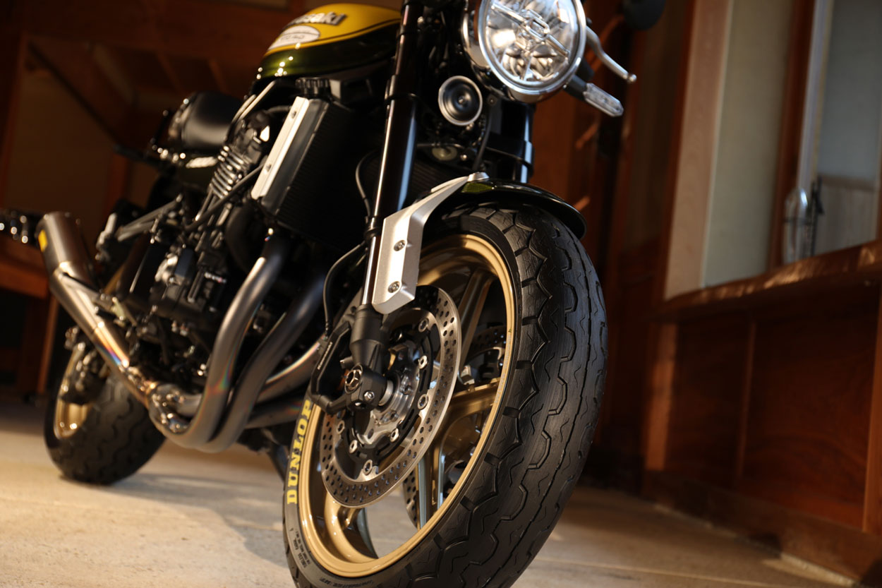 Neumáticos para moto Dunlop TT 100 GP Radial