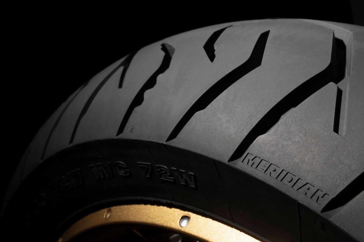 Neumaticos para motos trail Dunlop Trailmax Meridian