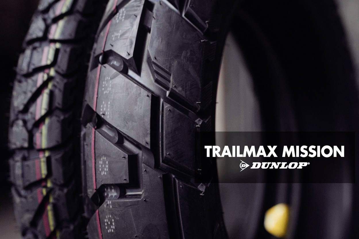Dunlop Trailmax Mission