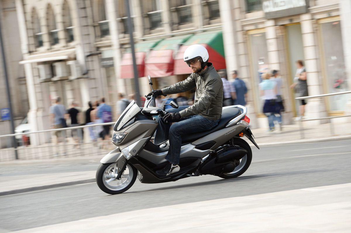 """Yamaha NMax 125: El """"Max"""" ciudadano"""