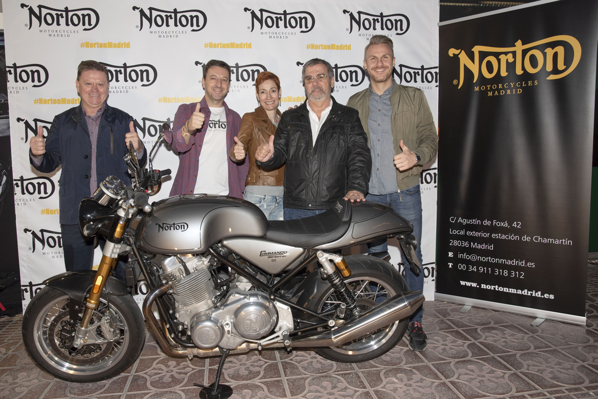 Norton Madrid Capital