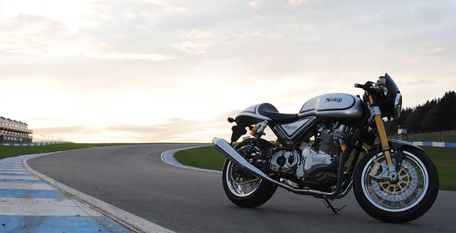 Norton 961 Cafe Racer