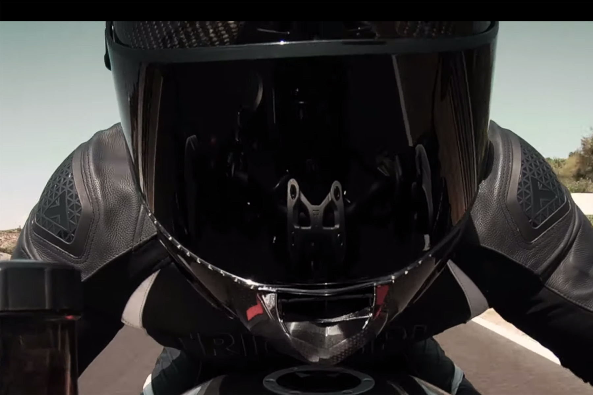 Nueva Triumph Street Triple RS 2020