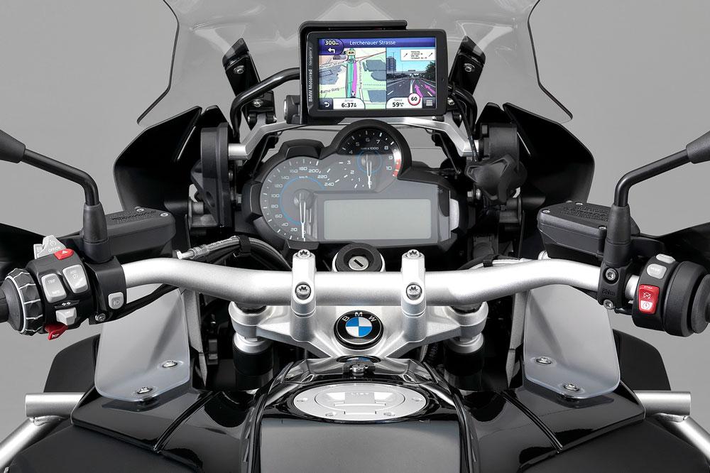 Nuevo cuadro de instrumentos de la BMW R 1200 GS