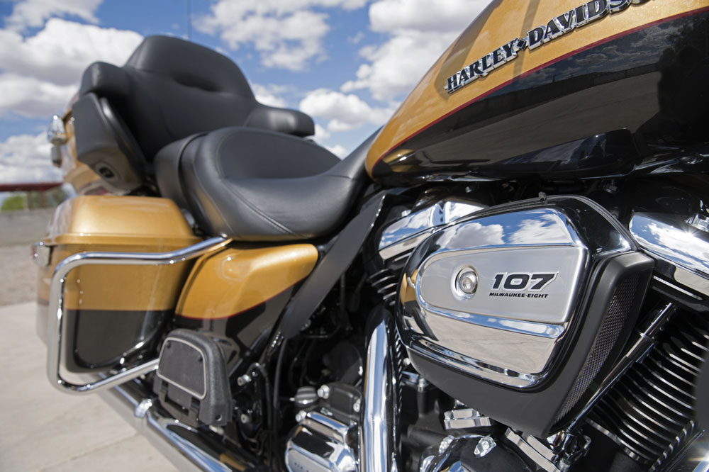 Nuevos Motores Harley Davidson Milwaukee Eight 107 y 114