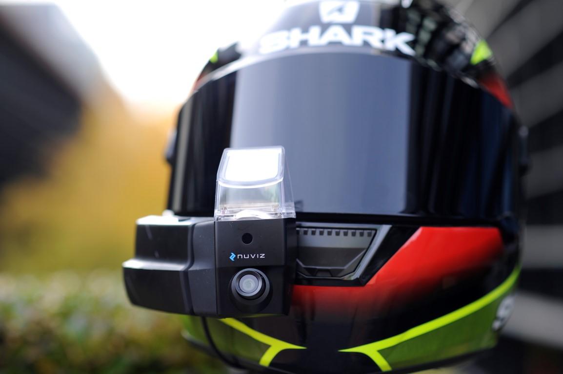 Nuviz Head-up display