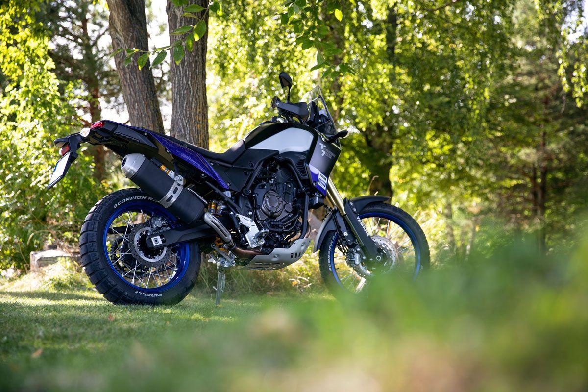 öhlins Yamaha Ténéré 700