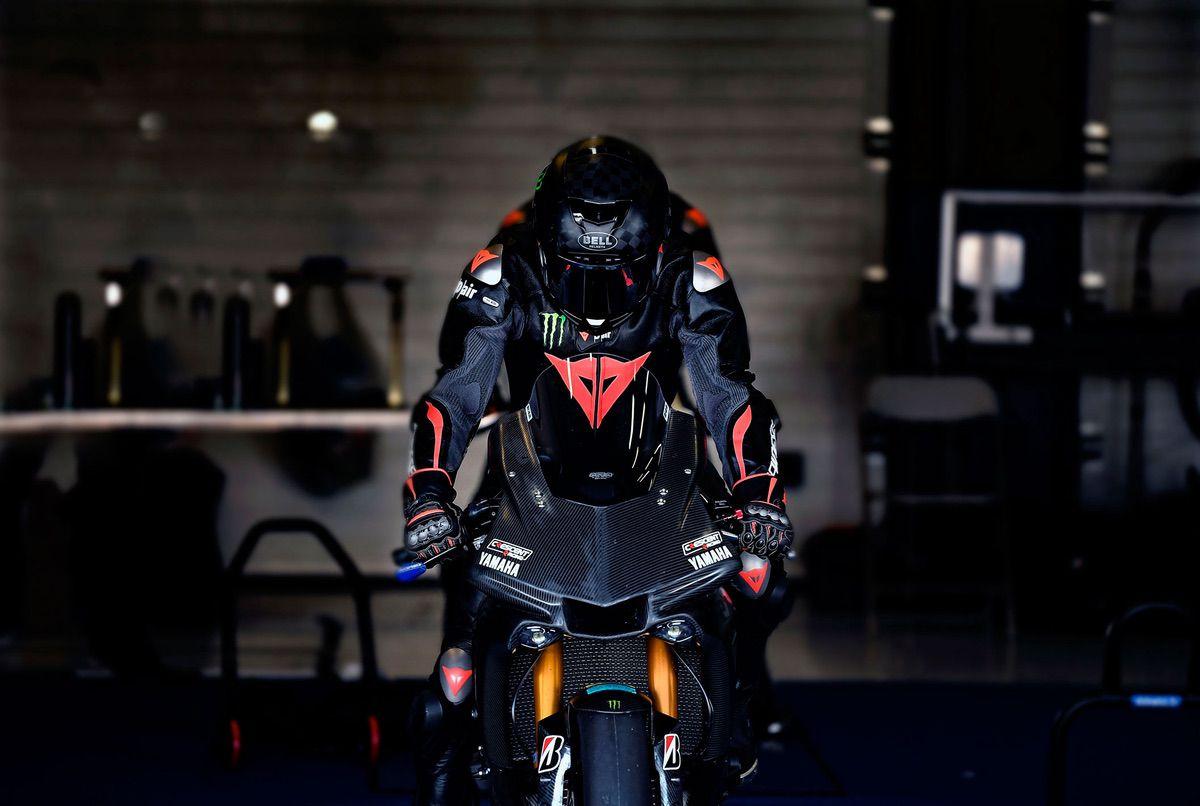 Lewis Hamilton Yamaha