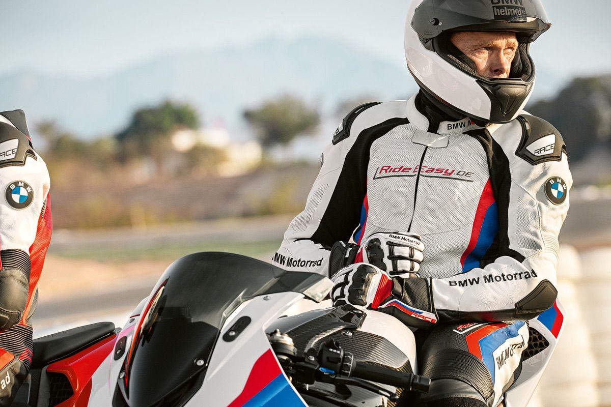 Equipamiento BMW moto