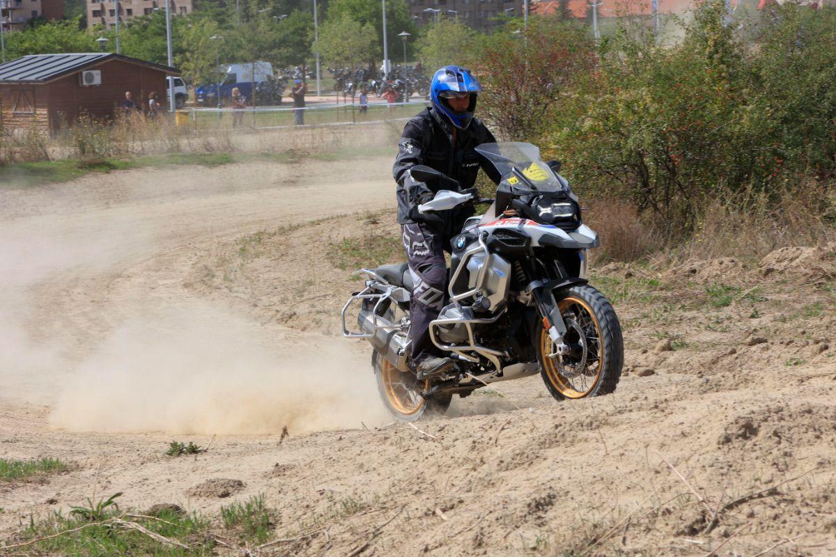 Así fue el BMW Motorrad Experience Tour 21