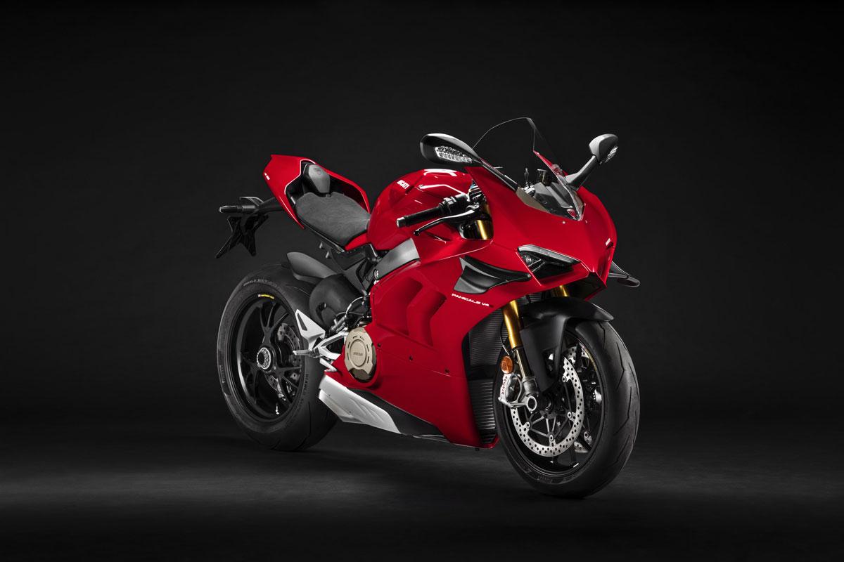 Ducati, Panigale V4 2021
