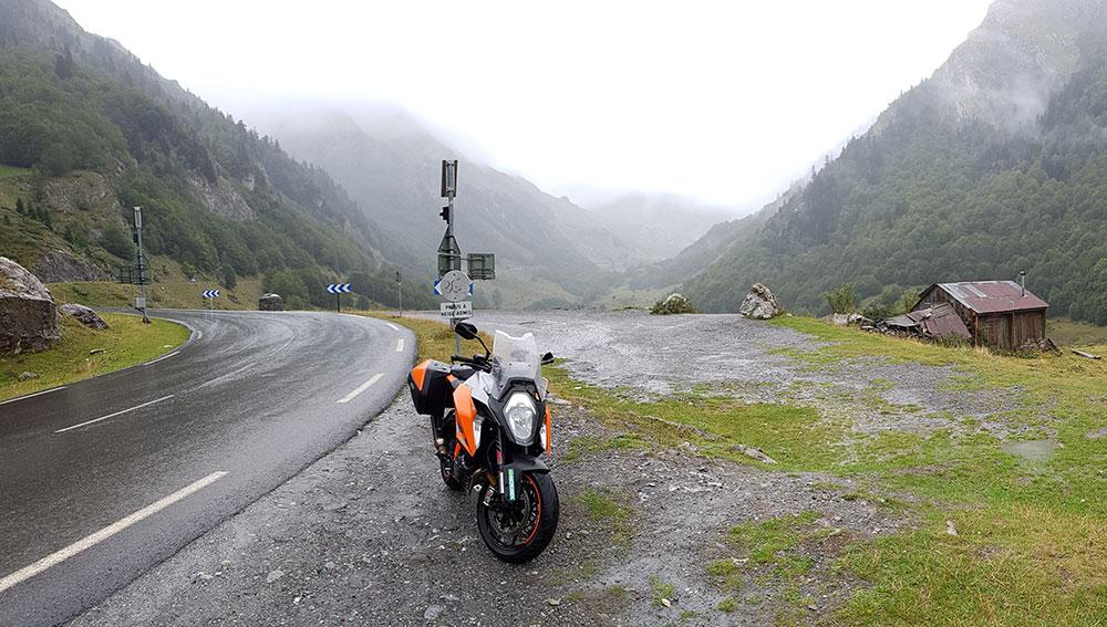 Pirineos en moto