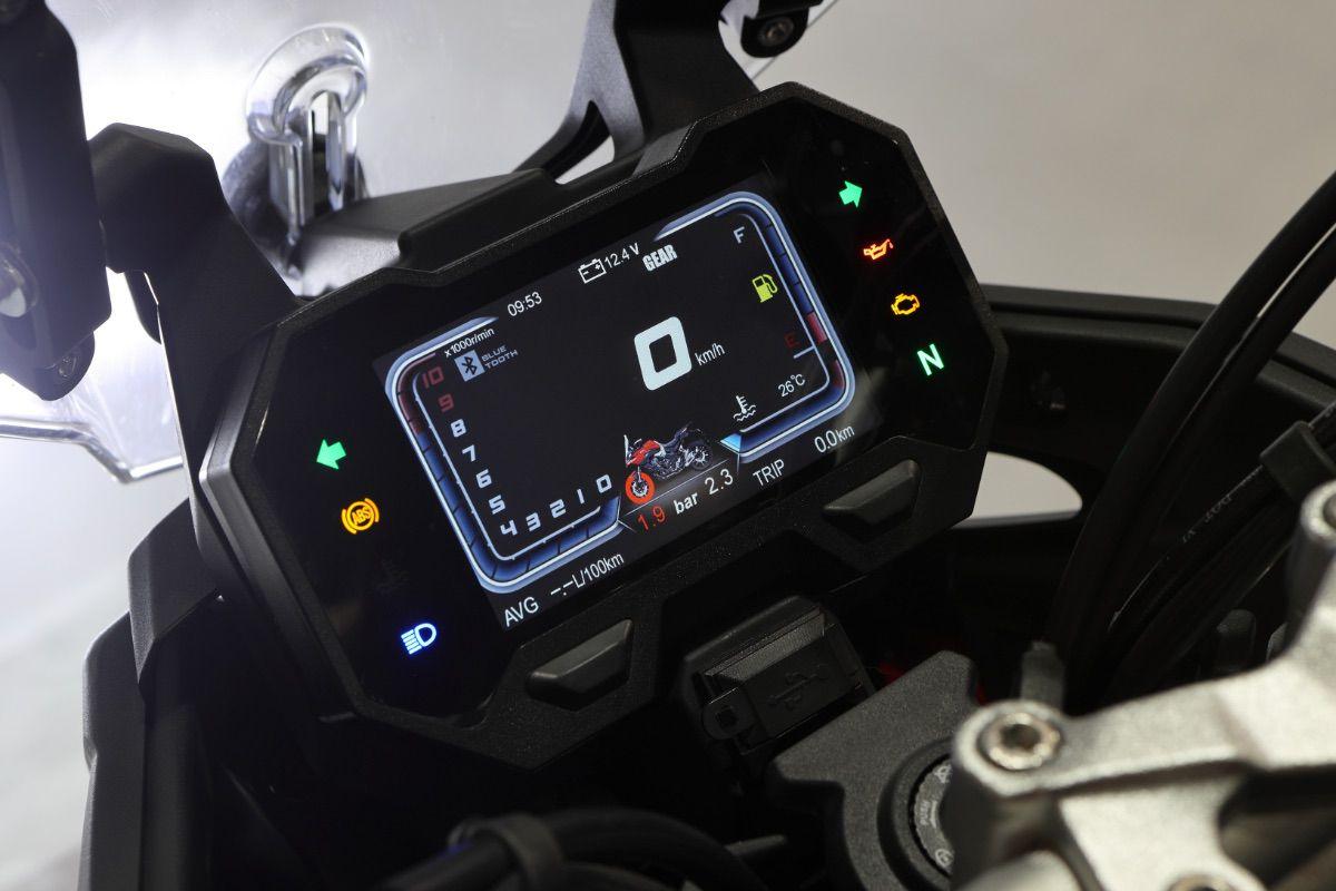 Nueva Voge 500DSX: una trail con espíritu Off Road