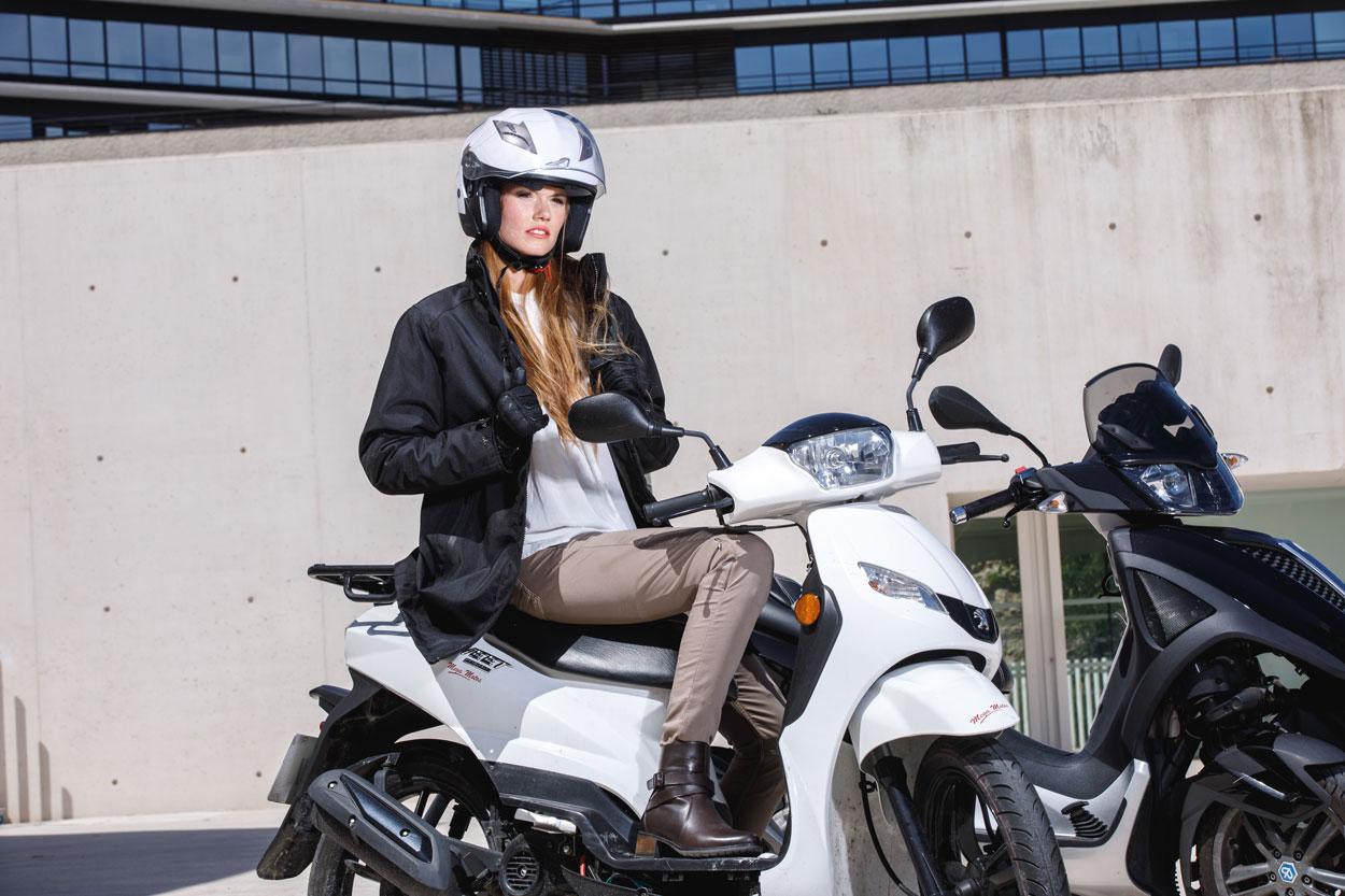 Pantalones Leggings Moto Overlap Jane