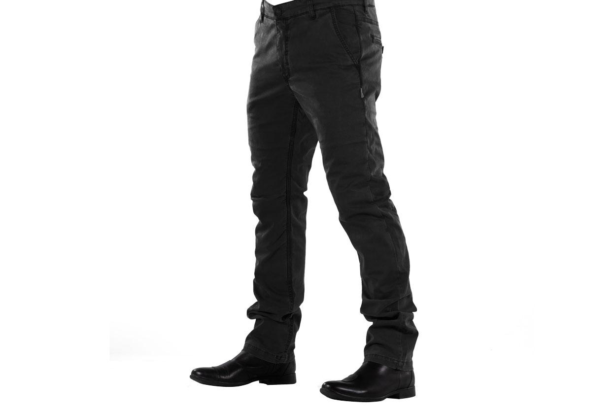 Pantalones Chinos para moto con protecciones Overlap