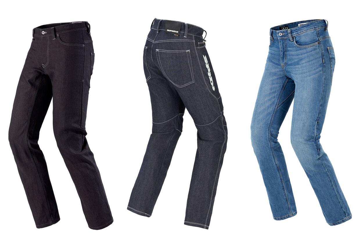 Pantalones Vaqueros para moto Spidi