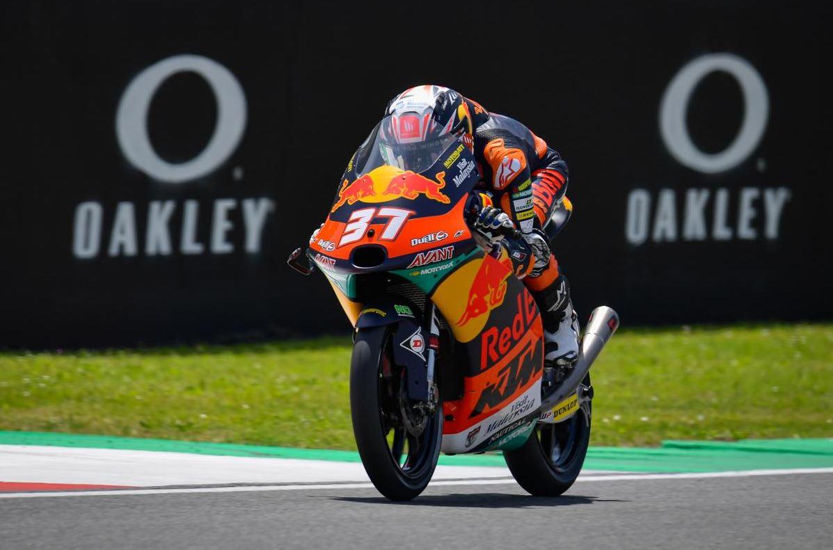 Resultado encuesta: ¿Cuántos años tardará Pedro Acosta en llegar a MotoGP?