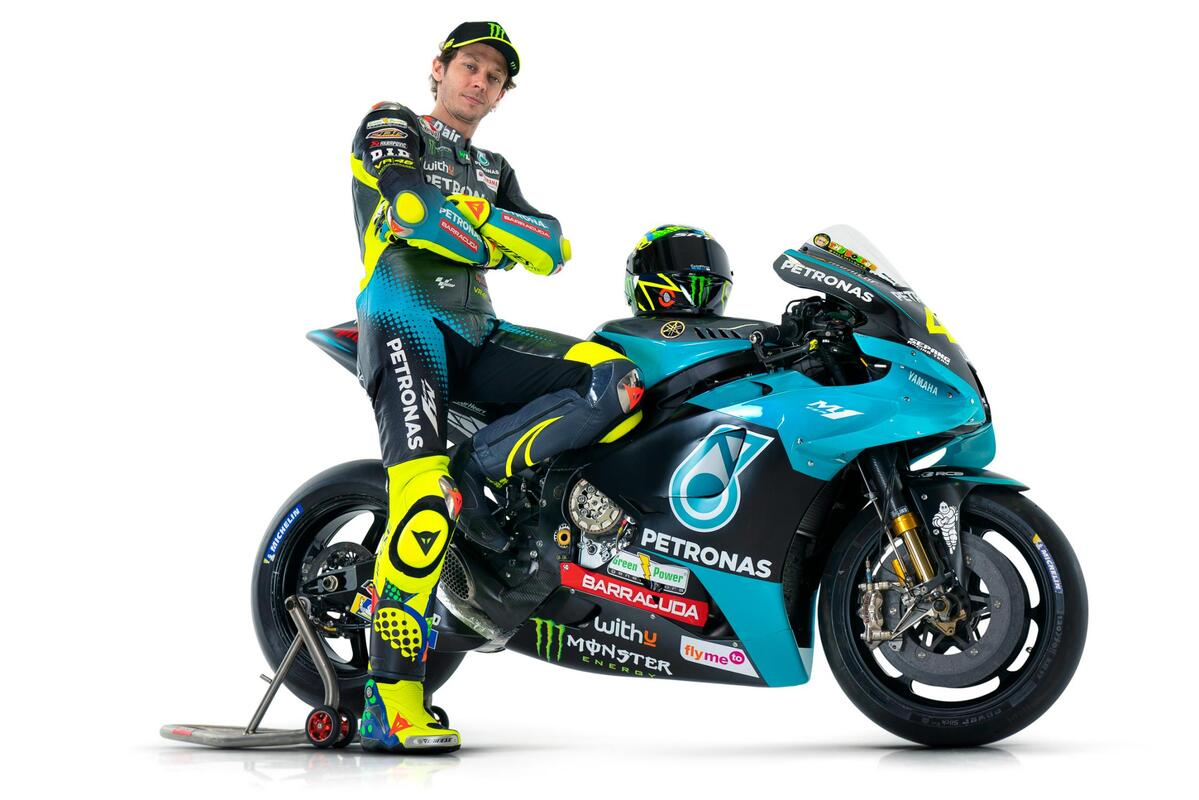 """Valentino Rossi: """"Durante el parón del verano decidiré si me retiro o no"""""""