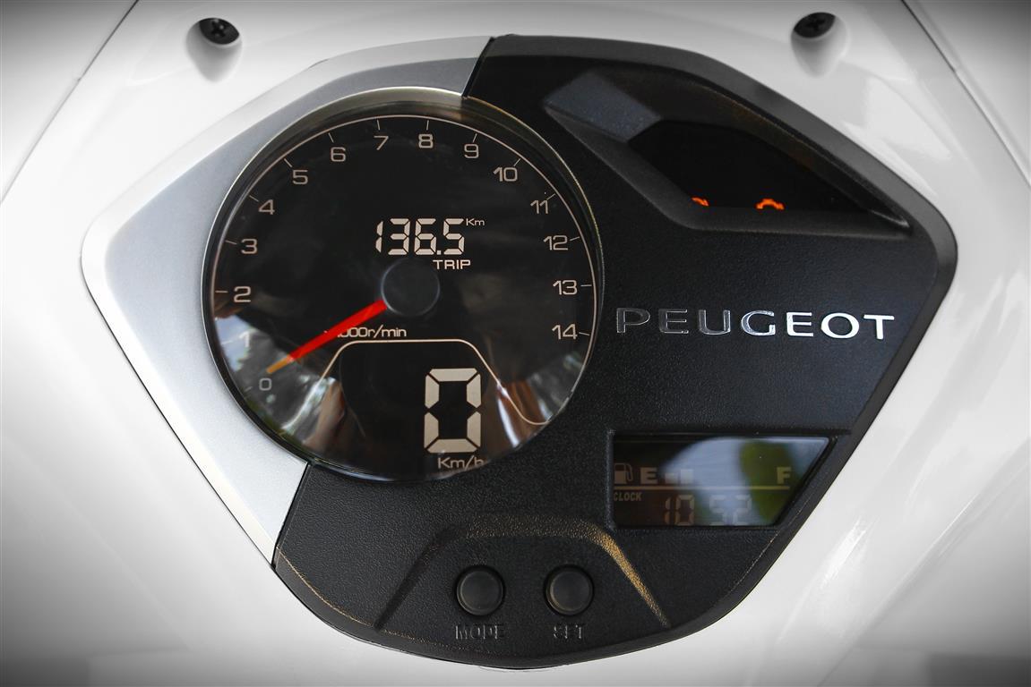 Prueba Peugeot Belville 125