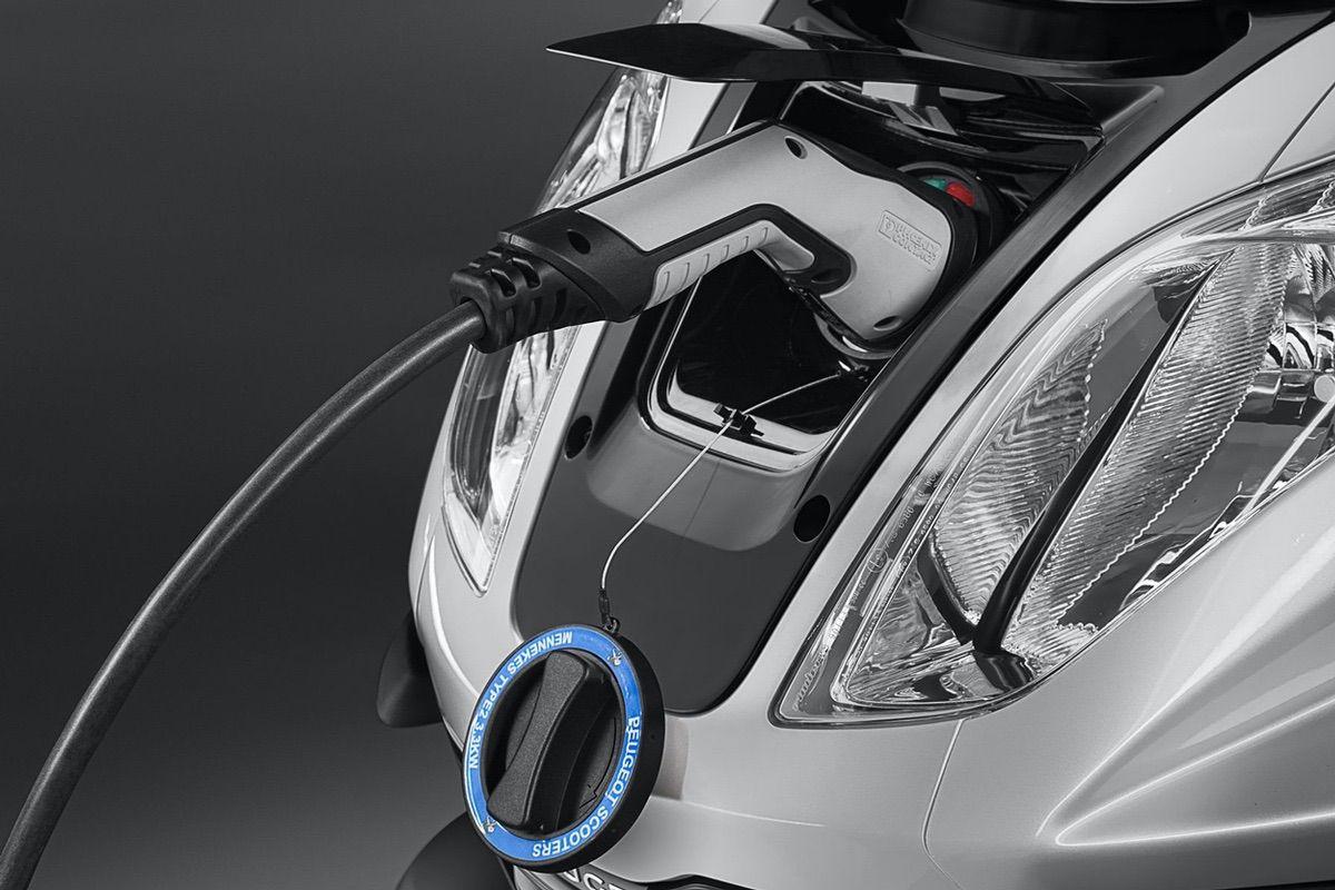 Peugeot E Metropolis