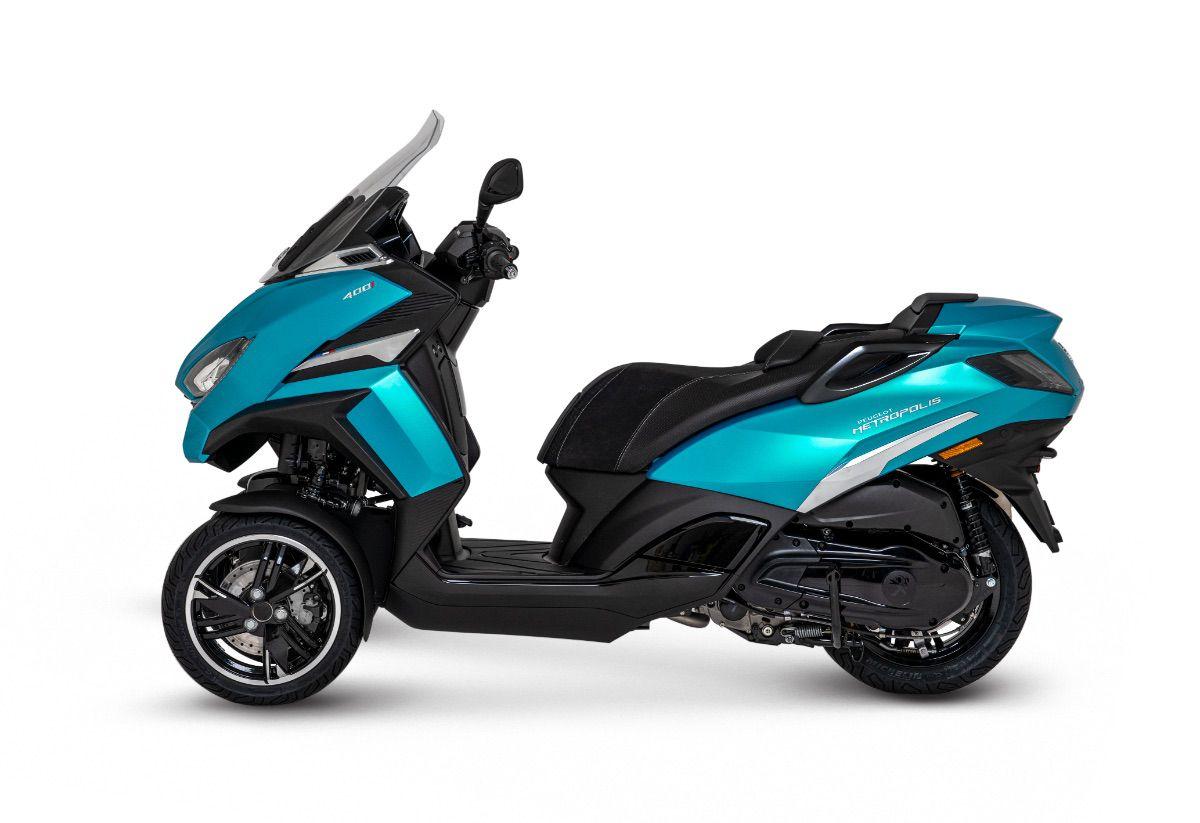 Las 10 mejores motos y scooter A2 para conducir con niños