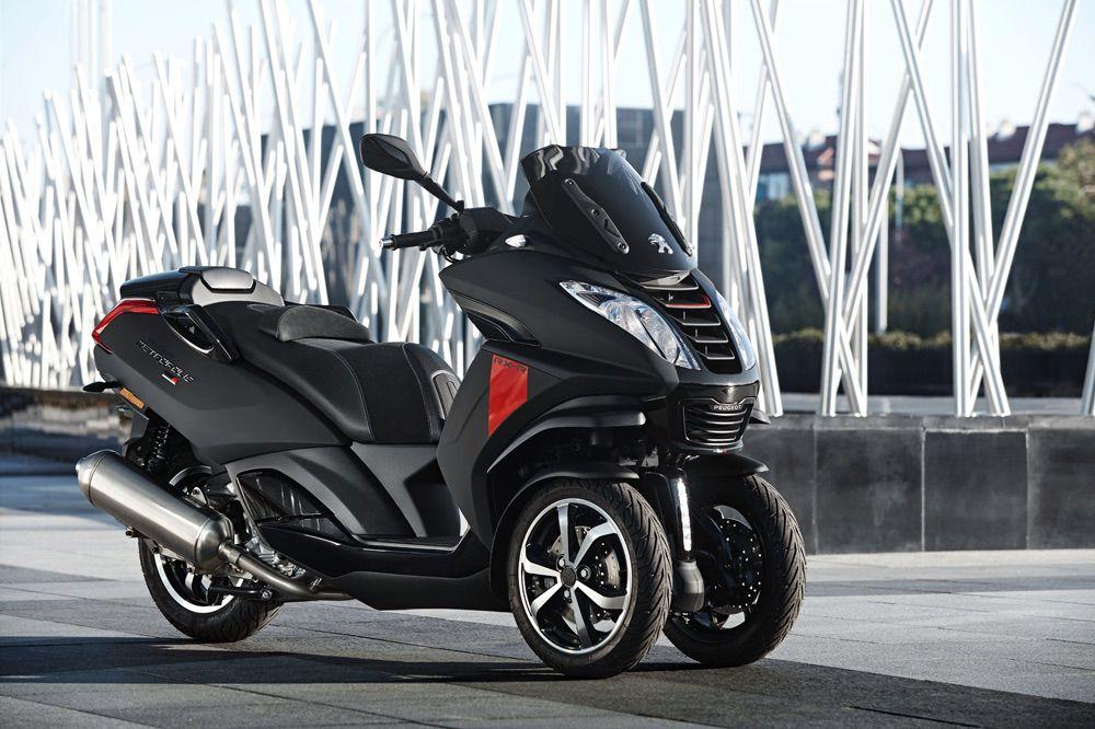 Peugeot Scooters España crece un 29,5% en 2016