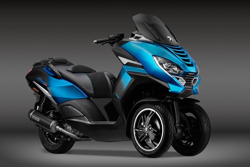 Peugeot Metropolis RS Concept 2020