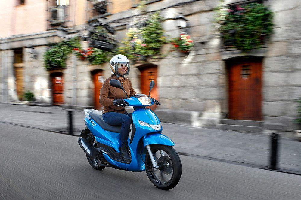 Ventajas de los scooters en ciudad