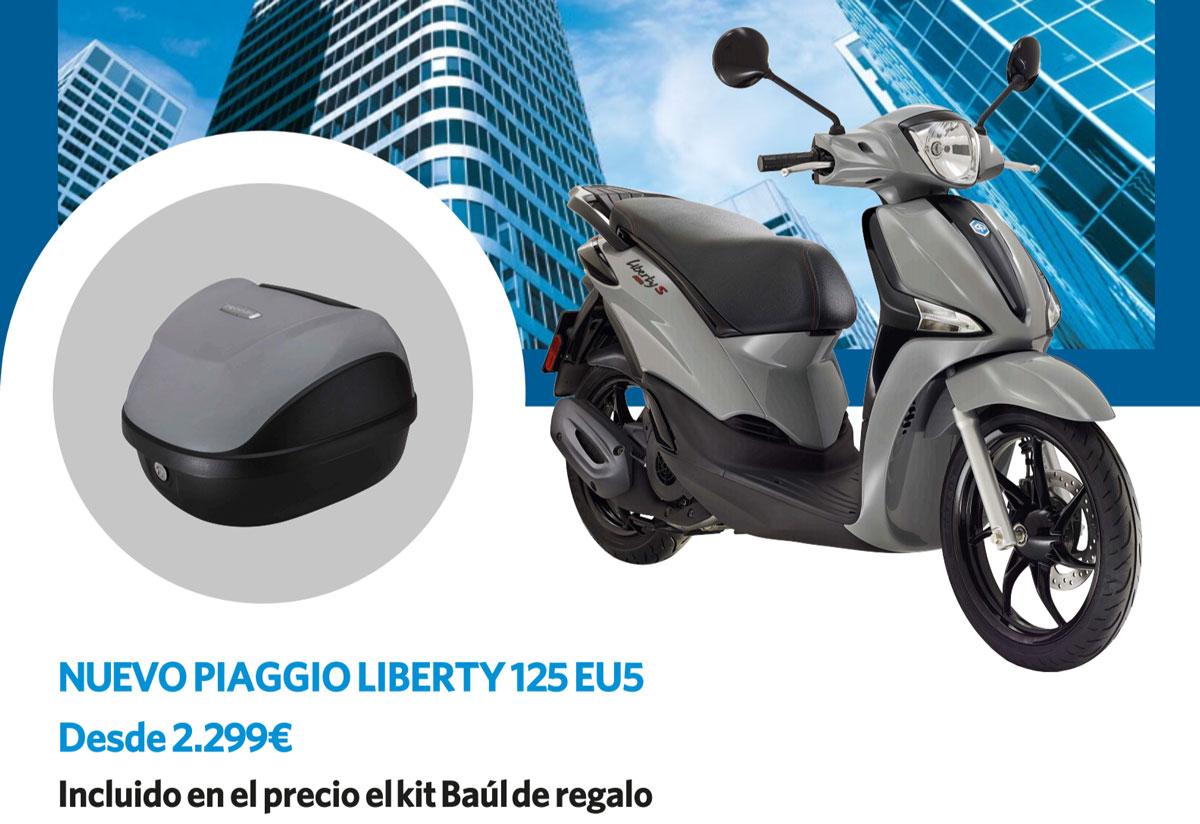 Promociones Piaggio 2021