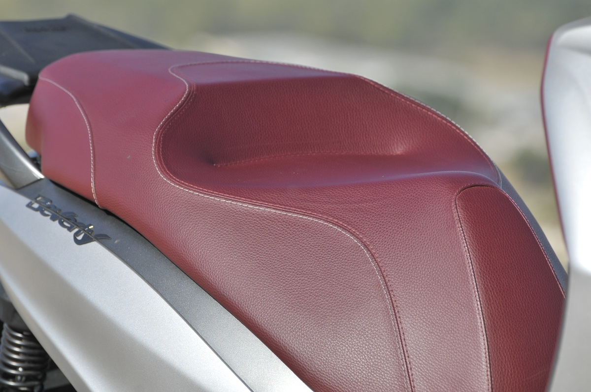 Piaggio Beverly 350 asiento