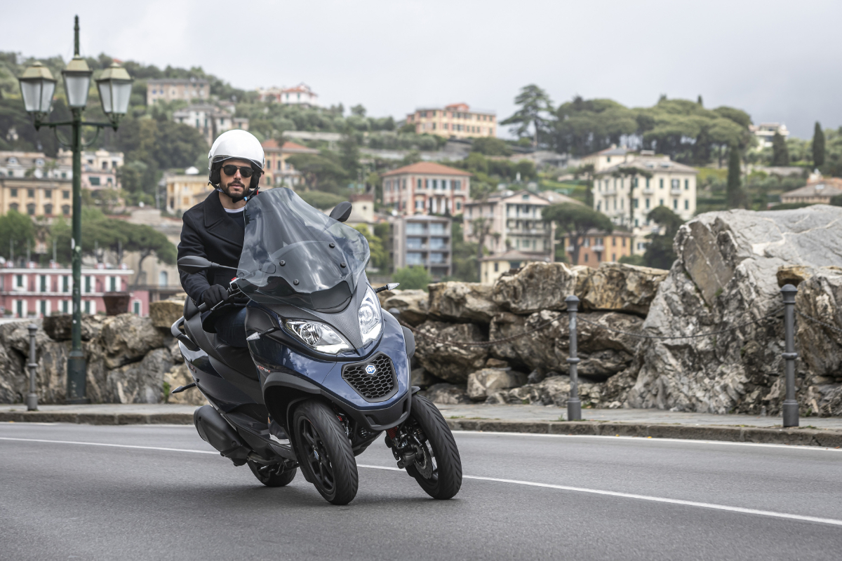 Juicio contra Peugeot: Piaggio gana por su patente del MP3