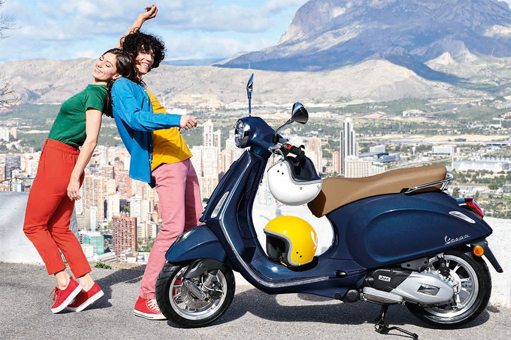 Promociones grupo piaggio