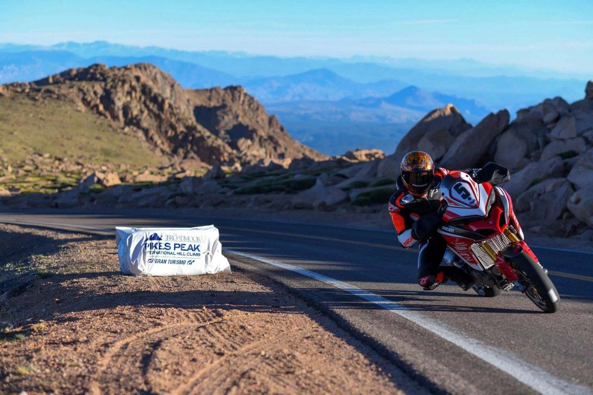 Se acabó: no más carreras de motos en la Pikes Peak