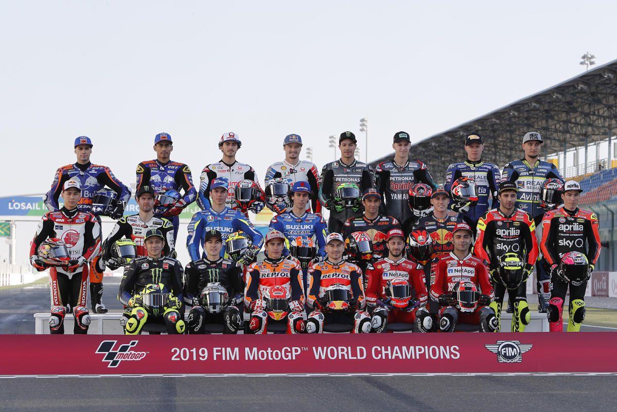 Cascos Pilotos MotoGP