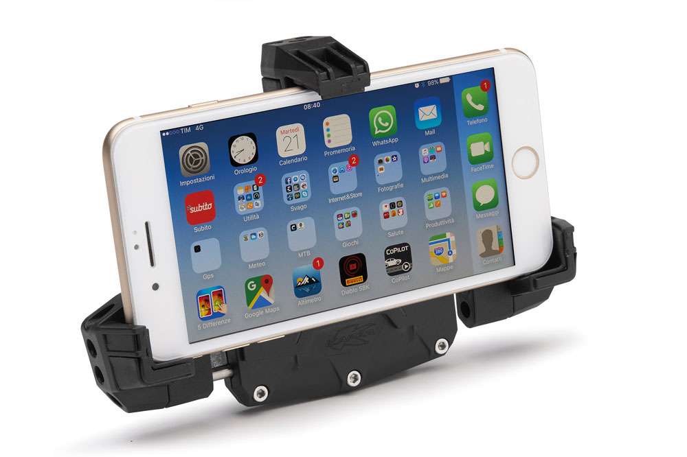 Pinza para smartphone Kappa Moto