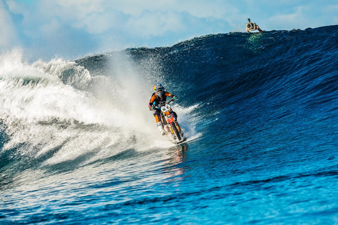Robbie Maddison en Pipe Dream