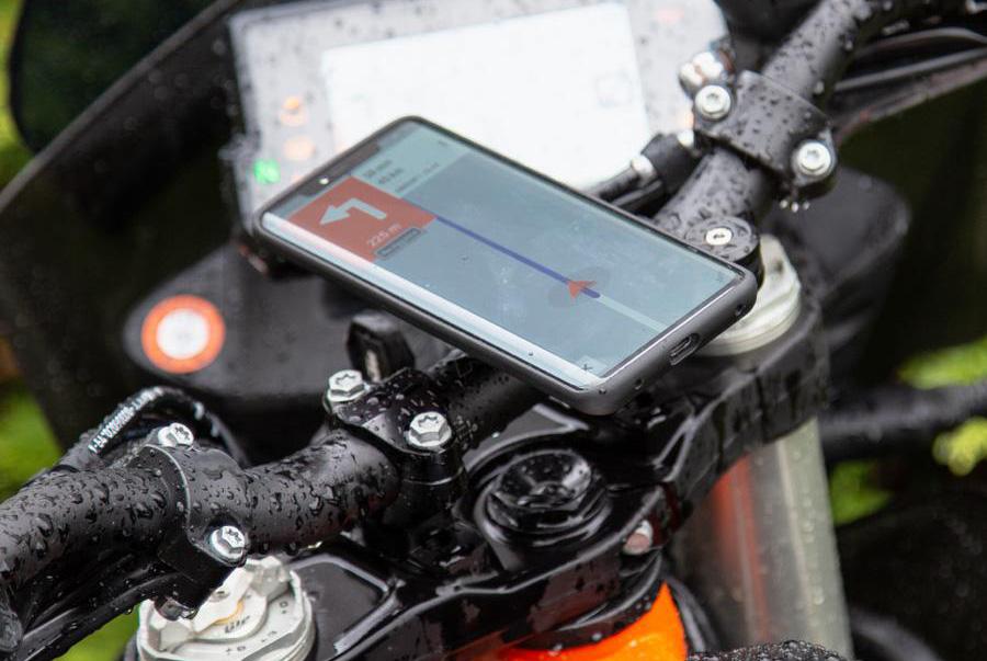 Módulo antivibración SP Connect: los móviles vibran menos