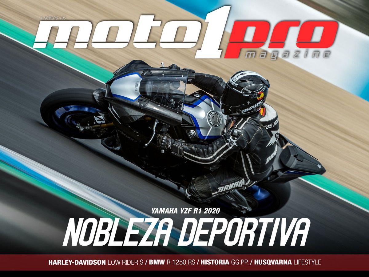 Pin en Moto1Pro