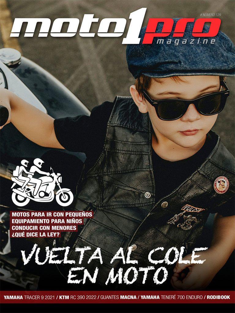 Nº129 de la revista digital Moto1Pro