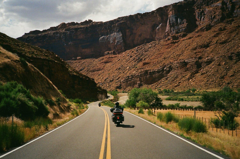 Ruta USA en moto