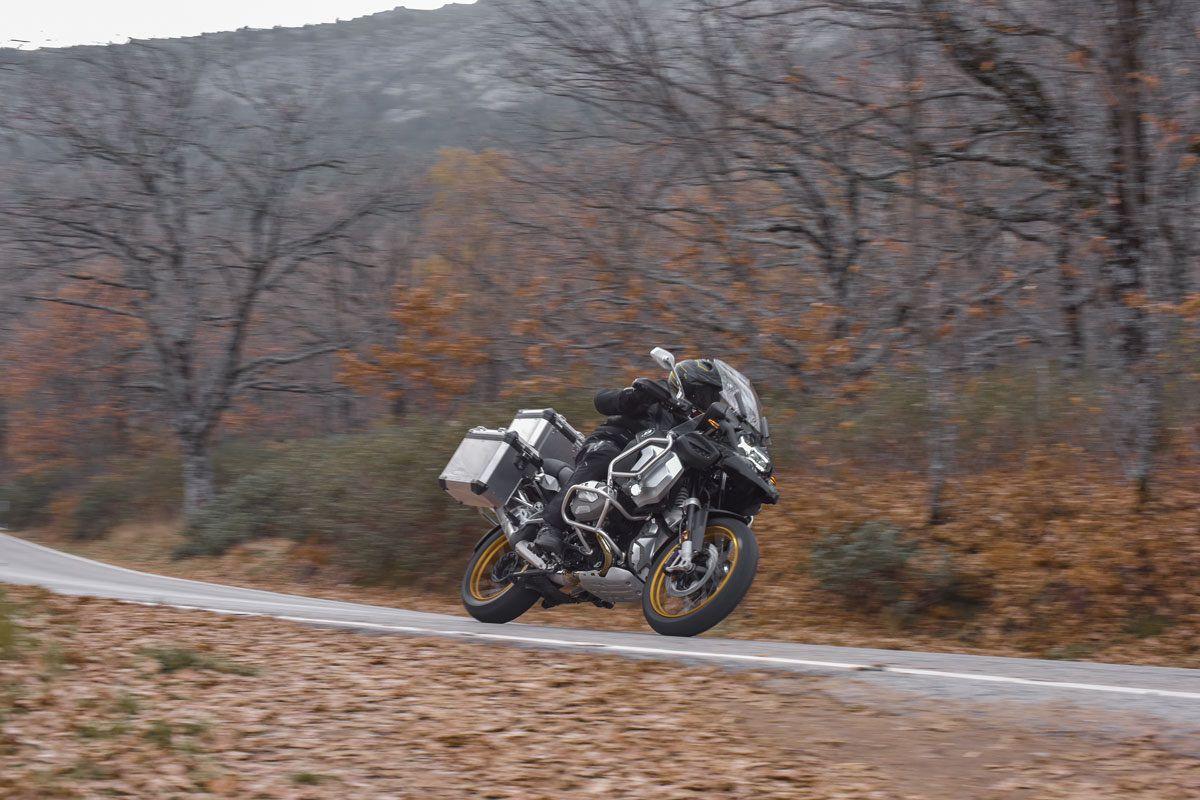 Las mejores motos para invierno
