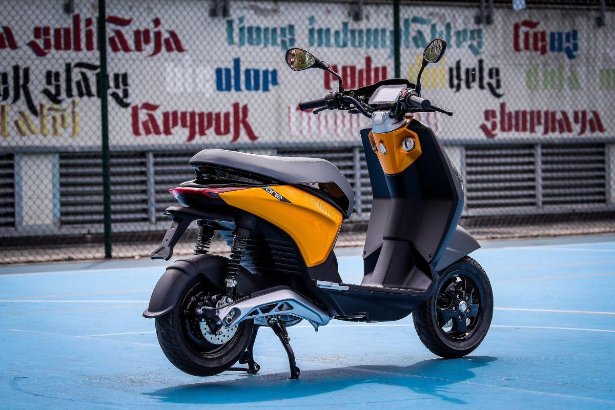 Grupo Piaggio apuesta por el scooter eléctrico y lanza Piaggio ONE
