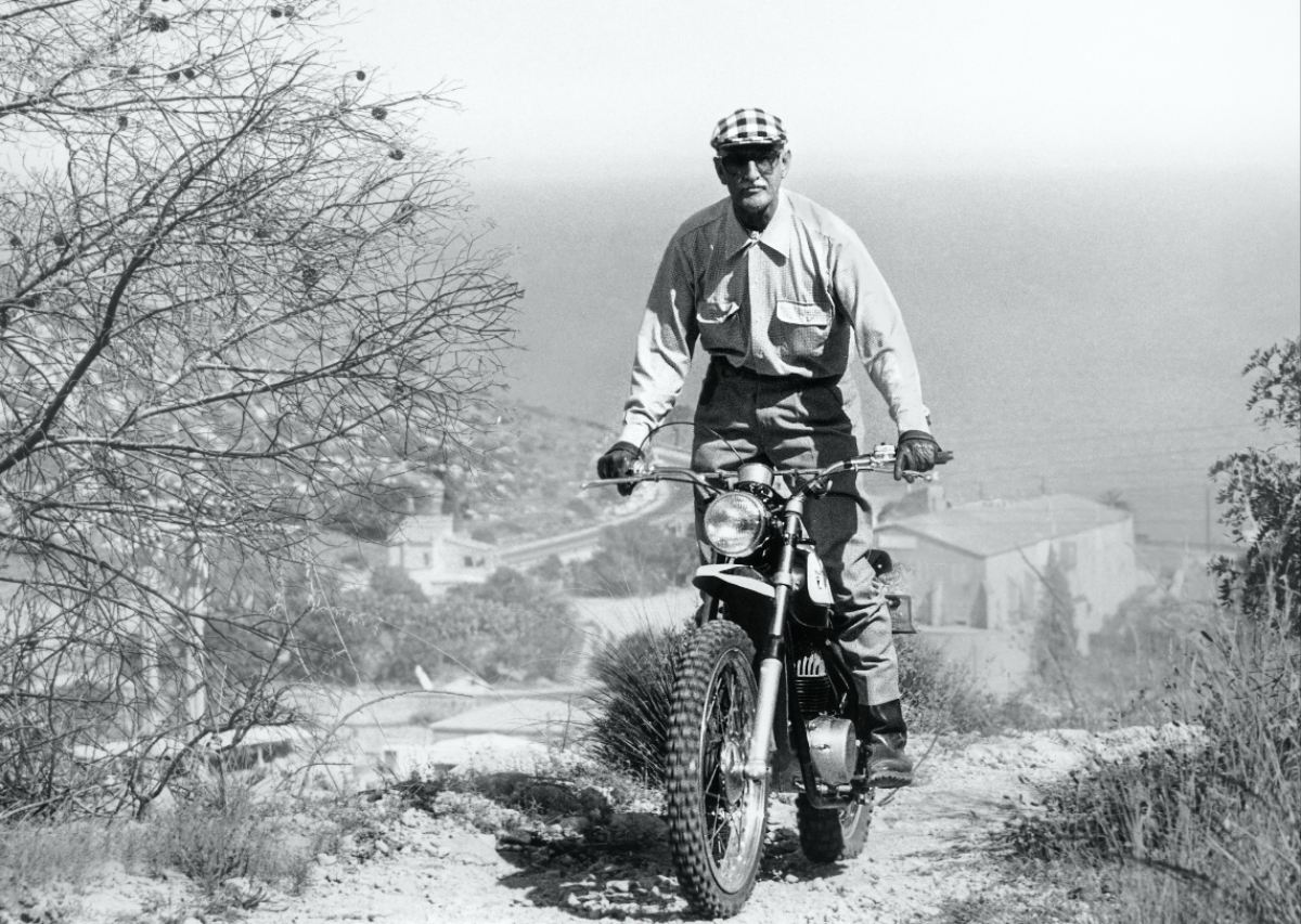 La edad de oro del Off Road en España: Las ideas de Don Paco Bultó