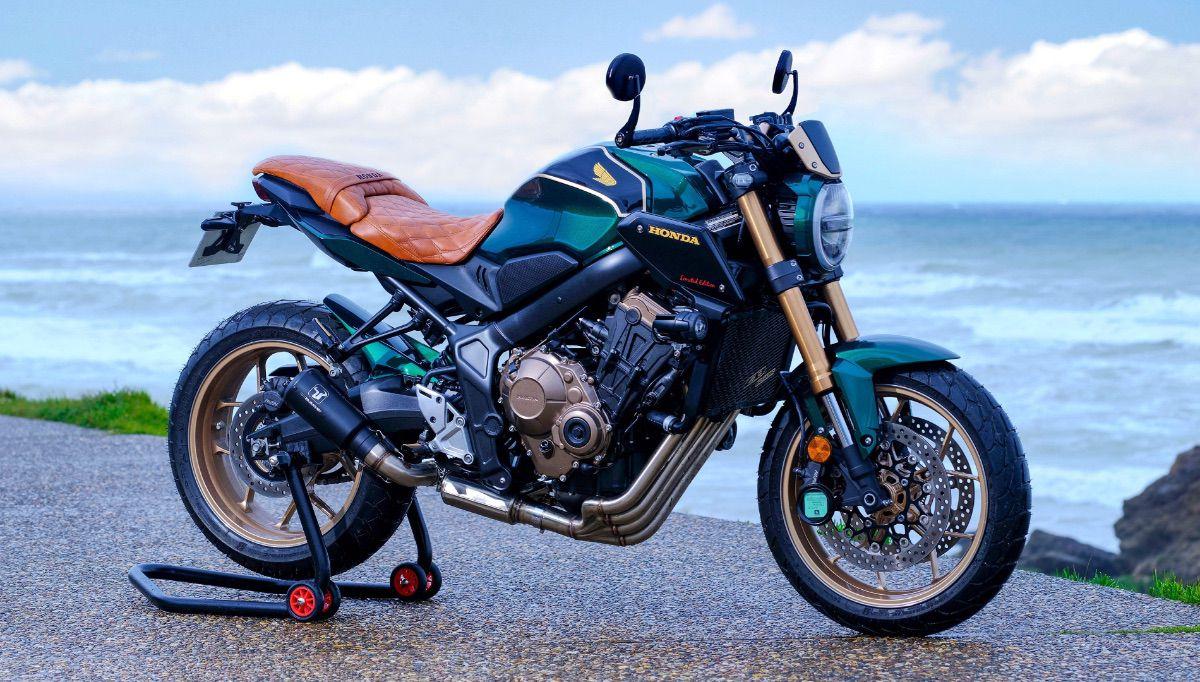 Las mejores personalizaciones de la Honda CB650R
