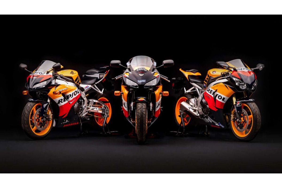 Honda CBR1000RR Repsol: una buena causa