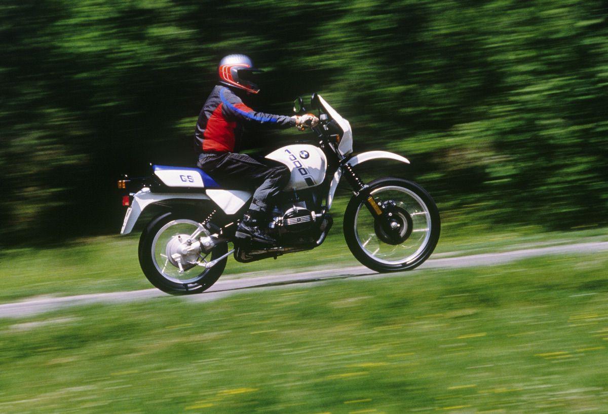 Motos Off Road con historia: BMW R 100 GS (1987)